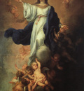 Murillo Assumption of the Virgin