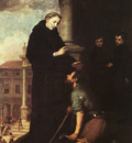Murillo St  Thomas of Villanueva Distributing Alms