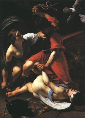 MANFREDI Bartolomeo Cupid Chastised