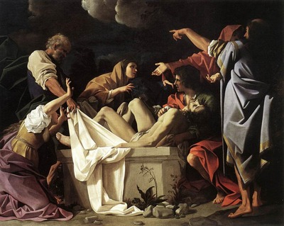 SCHEDONI Bartolomeo The Deposition