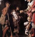 SCHEDONI Bartolomeo The Charity