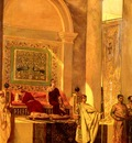 Constant Benjamin Jean Joseph The Throne Room In Byzantium