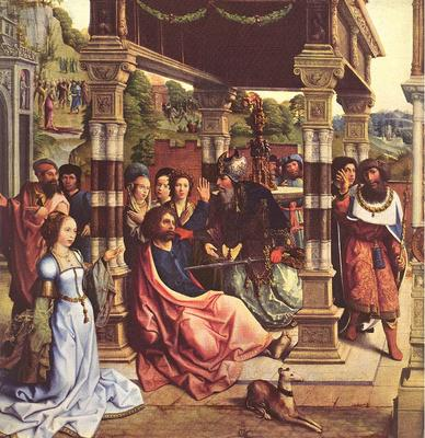 ORLEY Bernaert van Altarpiece Of Sts Thomas And Matthais