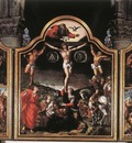 ORLEY Bernaert van Altarpiece Of Calvary Opened