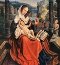 orley bernaert van virgin and child