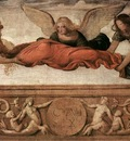 LUINI Bernardino St Catherine Carried To Her Tomb By Angels