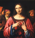 Luini Bernardino Christ Among the Doctors