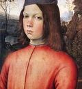 PINTURICCHIO Portrait Of A Boy