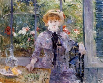 Morisot Berthe After Luncheon