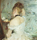 A Woman at her Toilette CGF