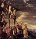 Morisot Berthe Calvary after Veronese