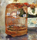 Morisot Berthe The Cage