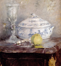 Morisot Berthe Tureen And Apple