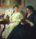 The Mother and Sister of the Artist The Lecture CGF