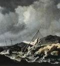 PEETERS Bonaventura the Elder Shipwreck