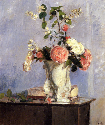 Pissarro Camille Bouquet Of Flowers