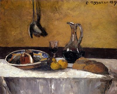 Pissarro Camille Still Life