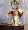 Pissarro Camille Bouquet Of Flowers