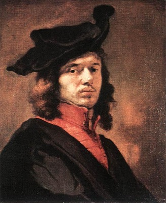 FABRITIUS Carel Self Portrait