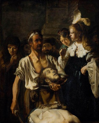 FABRITIUS Carel The Beheading Of St John The Baptist