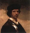 fabritius carel self portrait