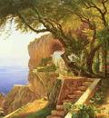 Aagaard Carl Frederic Pergola in Amalfi