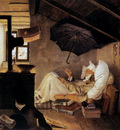 Spitzweg Carl The Poor Poet