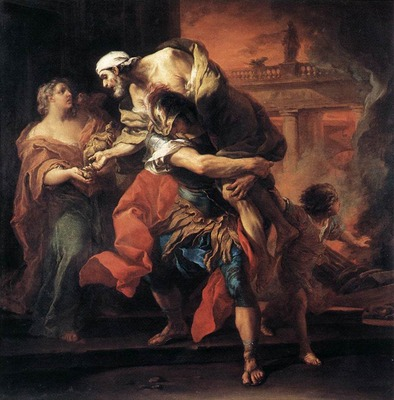 LOO Carle van Aeneas Carrying Anchises