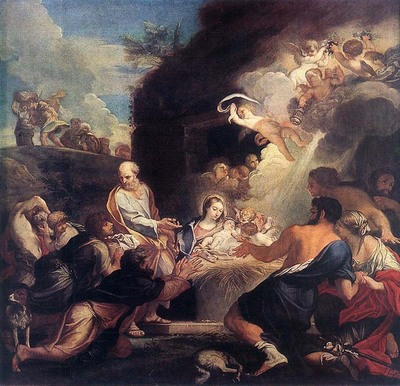MARATTI Carlo Adoration of the Shepherds
