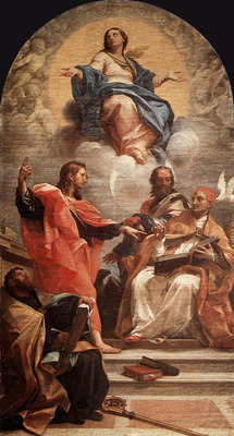 MARATTI Carlo Assumption and the doctors of the Church