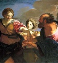 MARATTI Carlo Rebecca and Eliezer at the Well