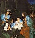 SARACENI Carlo The Birth Of Christ