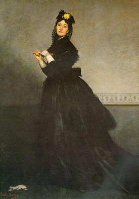 Carolus Duran Lady with a Glove