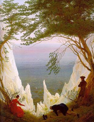 Chalk Cliffs on Rugen CGF