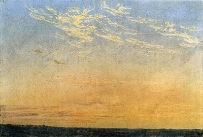 FRIEDRICH Caspar David Evening