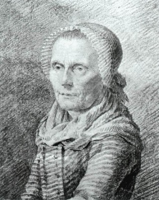 FRIEDRICH Caspar David Mother Heiden