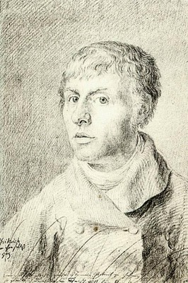 friedrich caspar david self portrait