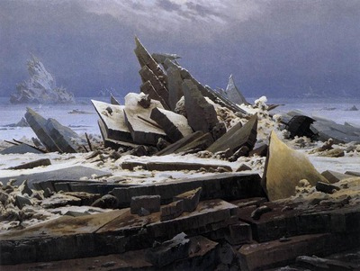 FRIEDRICH Caspar David The Sea Of Ice