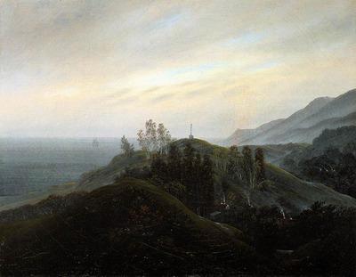 FRIEDRICH Caspar David View Of The Baltic