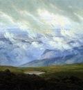 FRIEDRICH Caspar David Drifting Clouds