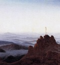 FRIEDRICH Caspar David Morning In The Riesengebirge