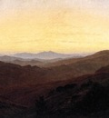 FRIEDRICH Caspar David The Riesengebirge