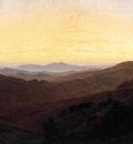 FRIEDRICH Caspar David The Riesengebirge