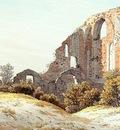FRIEDRICH Caspar David The Ruins Of Eldena