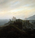 FRIEDRICH Caspar David View Of The Baltic