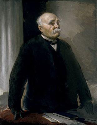 Beaux Cecilia Georges Clemenceau
