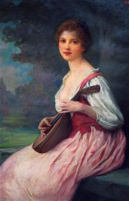 Lenoir Charles La Mandoline