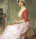 Lenoir Charles Amable The Seamtress