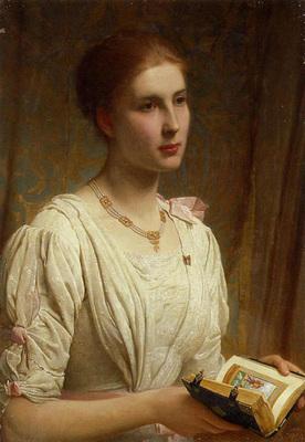 Perugini Charles Miss Helen Lindsay