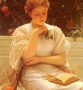 Perugini Charles In The Orangery